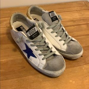 Golden Goose sneakers size 39 (8-8.5)